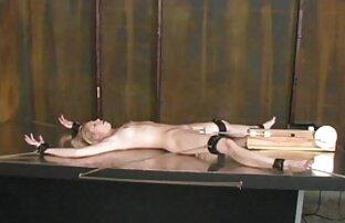 দাসত্ব এবং মেশিনগুলি মরগান -৩৩ স্বর্ণকেশী এরোটিকা